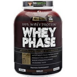 4 Dimension Nutrition Whey Phase (2270 гр)