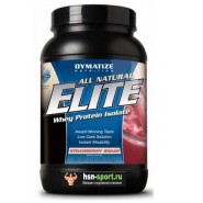 Dymatize All Natural Elite Whey Protein 934 гр