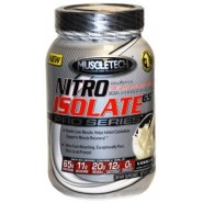 MuscleTech Nitro Isolate 65 952 гр