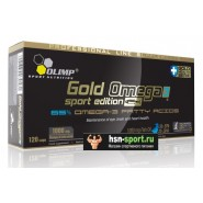 Gold Omega 3 Sport Edition Olimp (120 кап)