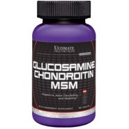 Glucosamine Chondroitin MSM от Ultimate Nutrition (90 тб)